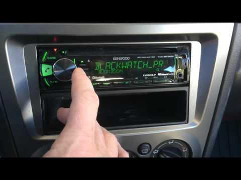 How To Play Music From A USB Drive On A Kenwood Car Stereo