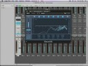 Logic Tutorial - Mixing: Frequency analysis of a cymbal