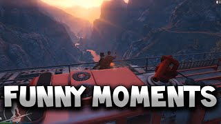 Grand Theft Auto 5 - Funny Moments