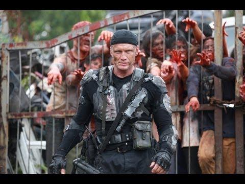 Battle Of The Damned Sci-fi-london Oktoberfest 2013 Trailer Dolph Lundgren Vs Zombies Vs Robots
