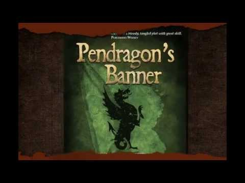 The Pendragon's Banner Trilogy Book Trailer