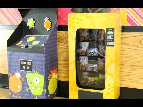 How to Make a Doll Vending Machine
