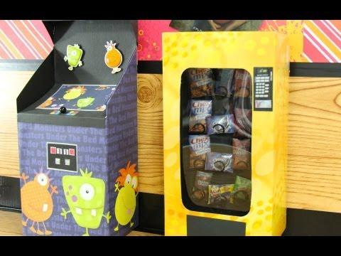build a vending machine