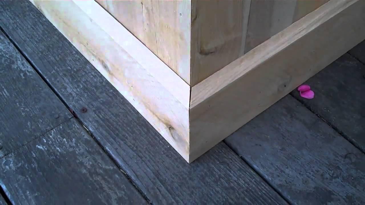 Cedar Planter Box For Sale Youtube