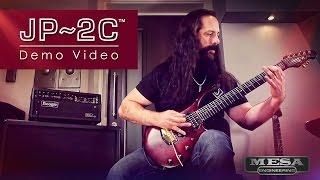 MESA/Boogie JP-2C – John Petrucci Signature Mark IIC+ Official Demo