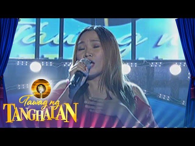 Tawag ng Tanghalan: April Love | Sometimes Love Just Ain't Enough