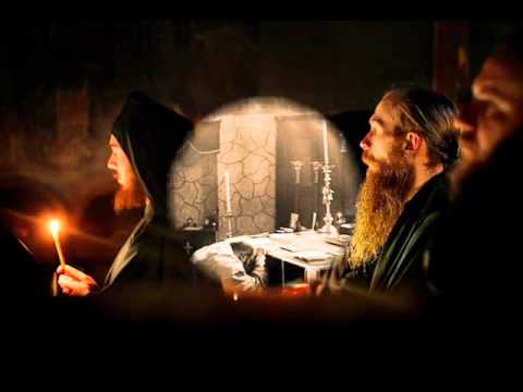 Russian Orthodox Chant - Holy God