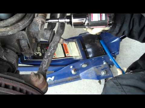 2003 Dodge Ram Front Shock Absorber Replacement