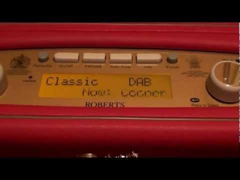 Roberts RD60 Revival Radio