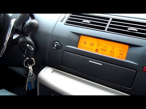 CITROEN C4 MONTAGE DU XCARLINK.MP4