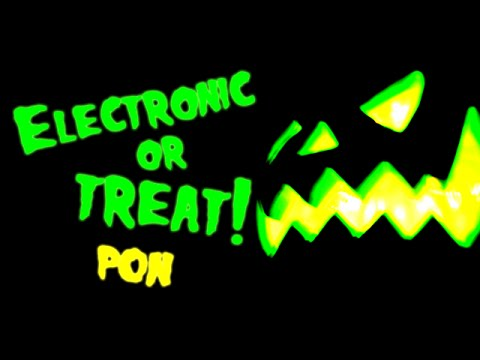[Stepmania Halloween] Electronic or Treat! by PON