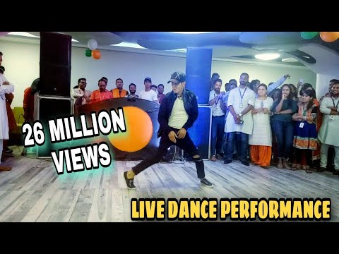 Best Hiphop Dance Video On Dilbar Dilbar / Ishare Tere Song || Deepak Devrani