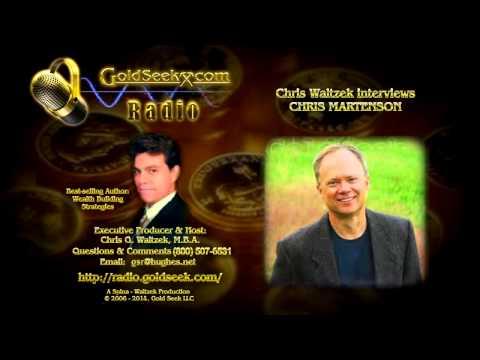GSR interviews CHRIS MARTENSON - Nov 20, 2014
