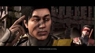 Mortal Kombat X Playthrough Chapter 7 Takahashi Takeda (No Commentary)