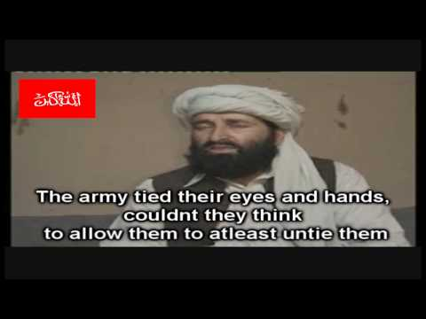 Pashtun Speaks of the way Pakistan army treats Pashtuns in Waziristan