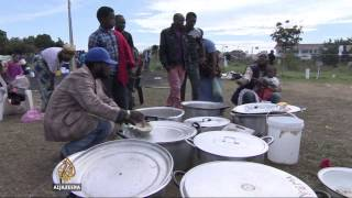 Uncertainty clouds fate of South Africa's displaced