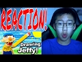 SML Movie: Drawing Jeffy Reaction!