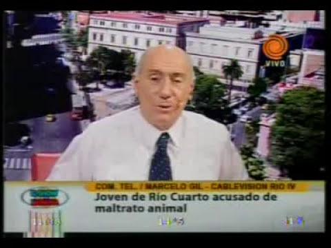 maltrato animal en Rio IV -  20110715.3gp