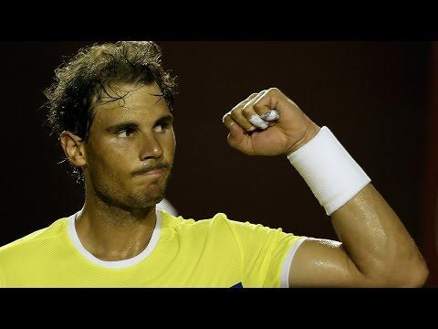 2016 Rio Open - Rafa Nadal Hot Shot
