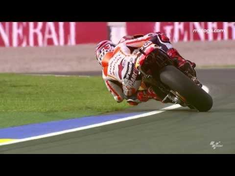 MotoGP™ Valencia 2013 Saturday's fastest rider - Marc Marquez HD