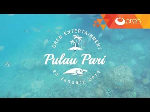TRAVELING - PULAU PARI