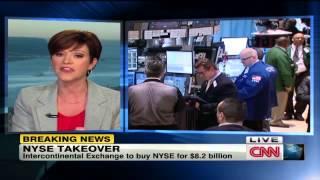 Interview: Steve Hirsch, Chief Data Officer, IntercontinentalExchange Group/NYSE