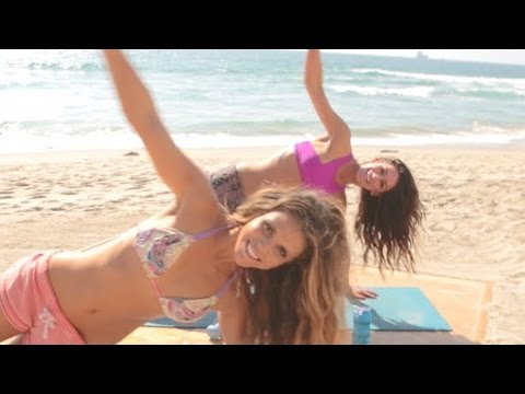 BIKINI SERIES™ Your Sunseeker Workout ~ Full Body Toning Routine