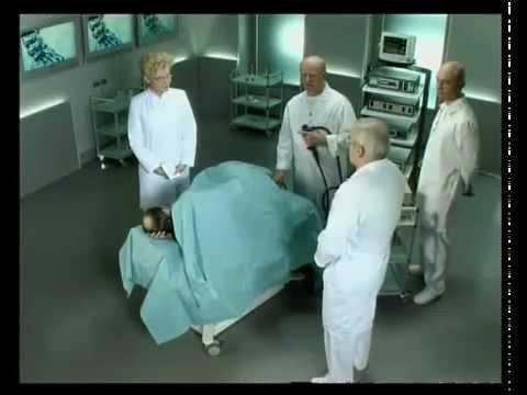 Видео как проверяют кишечник - колоноскопия