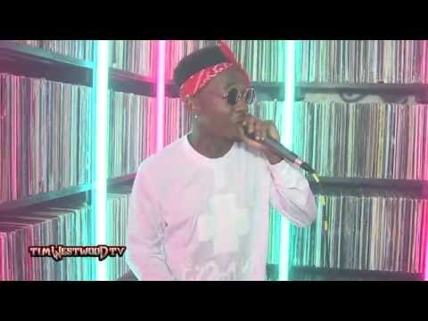 Hopsin & Dizzy Wright Freestyle On Tim Westwood's 'Crib Sessions'