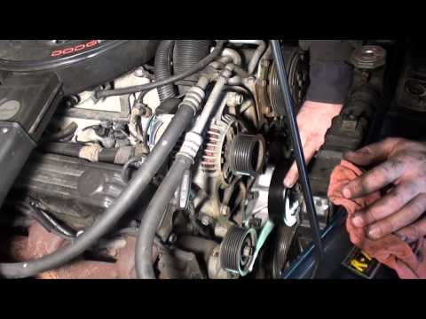 318 5.2L Dodge water pump replacement