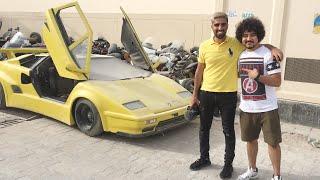 Searching For The Most Cheapest ( Lamborghini ) IN DUBAI