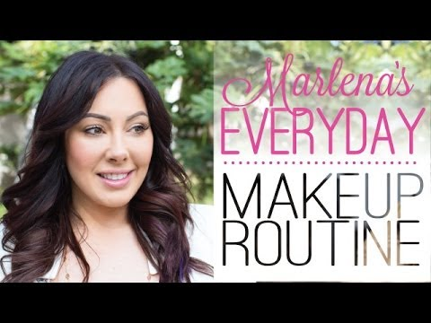 My Everyday Makeup Routine - Perfect for Work!   Makeup Geek