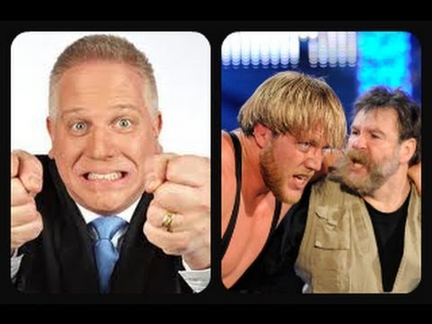 WWE Tea Party Wrestler Breaks Character To Explain Fiction to Glenn Beck