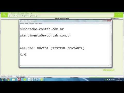 Treinamento   Contabilidade 2 - e-Contab