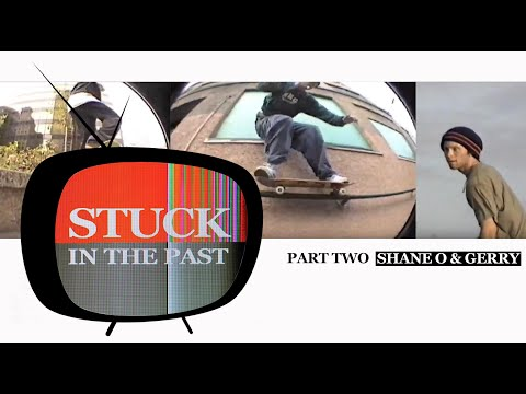 RED TELEPHONE PRESENTS - STUCK IN THE PAST - PART TWO / SHANE O & GERRY
