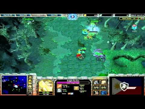 KK8 vs CnS^HG [GMPGL SEA Grand Finals] [HD 1080p]