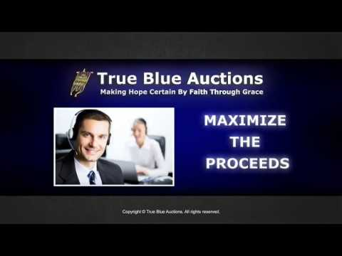 Why Use an Auction to Settle an Estate