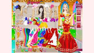How to play Barbie Victorian Wedding game | Free online games | MantiGames.com