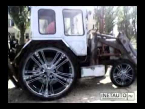 Подборка Авто-Мото приколы 2014 №3