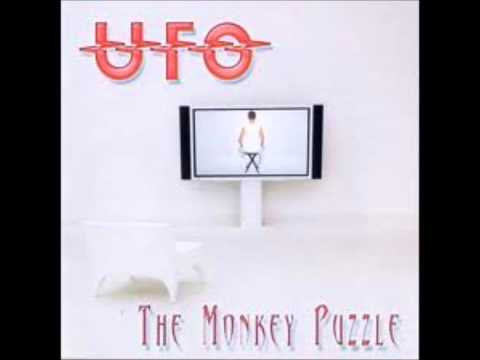 UFO - Black and Blue