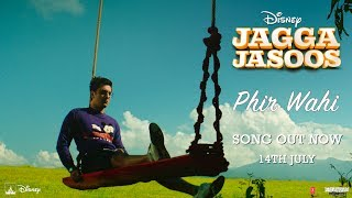 download lagu Jagga Jasoos: Phir Wahi Full  Song  Ranbir, gratis