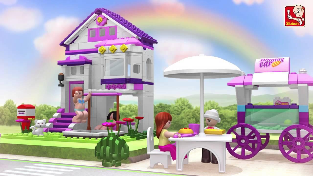 [Lego Toys, Lego sets, Lego Blocks | Sluban India] Video