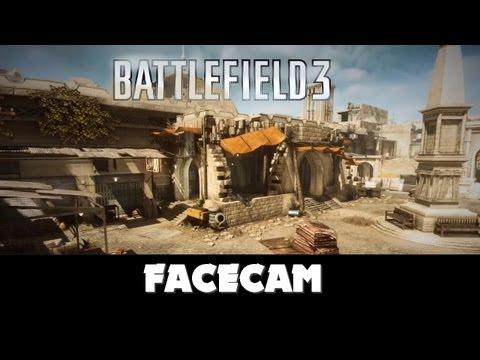 BF3 ZDM Bazar Talah FACECAM Najlepszy Gracz PL HD Xbox360 PrzeMci0x