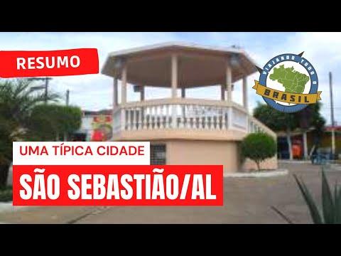 Viajando Todo o Brasil - S�o Sebasti�o/AL