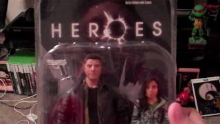 Heroes TV Series Action Figures Mezco NBC