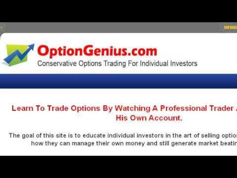 Trading stock options youtube