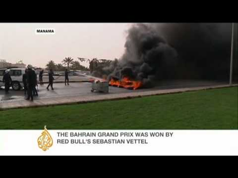 Night of Bahrain Grand Prix shaping up to be 'tense'