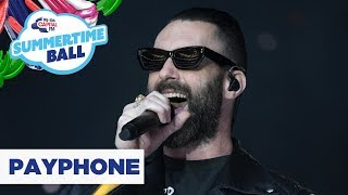 Maroon 5 – 'Payphone' | Live at Capital's Summertime Ball 2019
