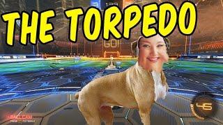 THE TORPEDO - Rocket League Funny Moments & Fails