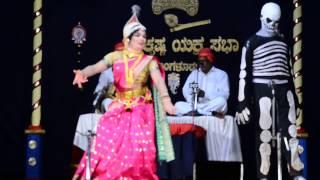 Yakshagana Rambhe by Madhava Nagoor 2